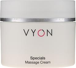 Parfémy, Parfumerie, kosmetika Masážní krém - Vyon Massage Cream