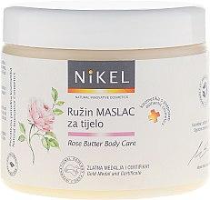 Parfémy, Parfumerie, kosmetika Tělový olej s růží - Nikel Rose Butter