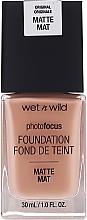 Parfémy, Parfumerie, kosmetika Tónovací podkladová báze - Wet N Wild Photofocus Foundation