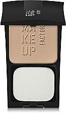 Parfémy, Parfumerie, kosmetika Pudr na obličej - Make Up Factory Compact Powder