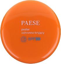 Parfémy, Parfumerie, kosmetika Kompaktní pudr na obličej - Paese Powder SPF30