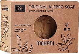 Parfémy, Parfumerie, kosmetika Olivové vavřínové mýdlo, 6% - Mohani