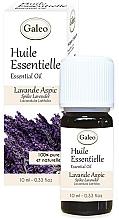 Parfémy, Parfumerie, kosmetika Organický esenciální olej z levandulového květu - Galeo Organic Essential Oil Lavande Aspic
