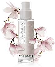 Parfémy, Parfumerie, kosmetika Hydratační pleťová maska - E-Fiore Biofermenta