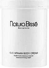 Krém s vitamíny pro tělo - Natura Bisse C+C Vitamin Body Cream — foto N4