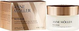 Parfémy, Parfumerie, kosmetika Noční krém na obličej - Anne Moller Rosage Night Oil In Cream