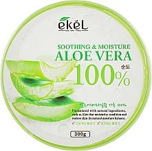 Parfémy, Parfumerie, kosmetika Univerzální hydratační gel s Aloe Vera - Ekel AloeVera 100% Soothing Gel