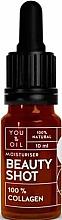 Parfémy, Parfumerie, kosmetika Pleťové sérum s kolagenem - You & Oil Beauty Shot 100 % Collagen