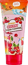 Parfémy, Parfumerie, kosmetika Čisticí pleťová pěna Třešňový západ slunce - Esfolio Sunset Cherry Foam Cleanser