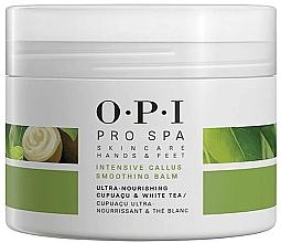 Parfémy, Parfumerie, kosmetika Zjemňující balzám na nohy - O.P.I ProSpa Skin Care Hands&Feet Intensive Callus Smoothing Balm