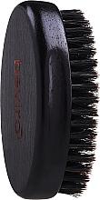 Parfémy, Parfumerie, kosmetika Kartáč na vousy - Beviro Pear Wood Beard Brush