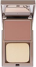 Parfémy, Parfumerie, kosmetika Odolný kompaktní pudr - Clarins Everlasting Compact Foundation SPF 9