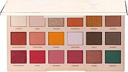 Parfémy, Parfumerie, kosmetika Paleta očních stínů - Makeup Revolution X Roxxsaurus Roxi Eye Shadow Palette
