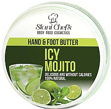 Parfémy, Parfumerie, kosmetika Olej na ruce a nohy - Hristina Stani Chef's Hand And Foot Butter Icy Mojito