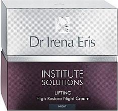 Parfémy, Parfumerie, kosmetika Obnovující noční krém proti vráskám - Dr Irena Eris Institute Solutions Lifting High Restone Night Cream