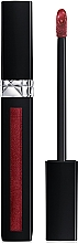 Parfémy, Parfumerie, kosmetika Tekutá rtěnka - Dior Rouge Dior Liquid Stain
