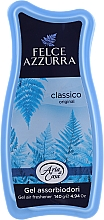 Parfémy, Parfumerie, kosmetika Osvěžovač - Felce Azzurra Gel Air Freshener Classic Talc