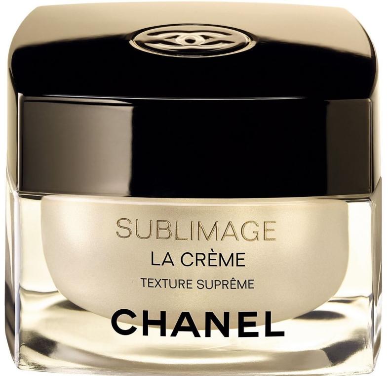 Anti-age krém nasycená textura - Chanel Sublimage La Creme Texture Supreme — foto N1