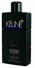 Parfémy, Parfumerie, kosmetika Neutralizér na vlasy - Keune Bioperm Neutralizer 1:1