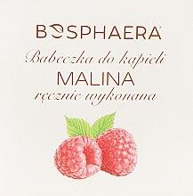 Parfémy, Parfumerie, kosmetika Koupelová bomba Malinka - Bosphaera