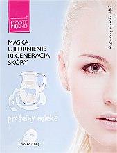 Parfémy, Parfumerie, kosmetika Maska na obličej s proteiny mléka - Czyste Piekno Face Mask