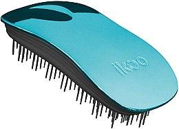 Parfémy, Parfumerie, kosmetika Kartáč na vlasy - Ikoo Home Pacific Metallic Black
