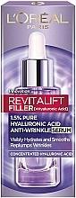 Parfémy, Parfumerie, kosmetika Sérum proti vráskám s kyselinou hyaluronovou - L'Oreal Paris Revitalift Filler (ha)