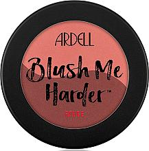 Parfémy, Parfumerie, kosmetika Dvojitá tvářenka - Ardell Blush Me Harder