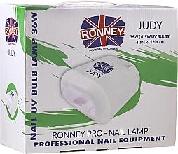 Parfémy, Parfumerie, kosmetika Lampa na nehty UV, červená - Ronney Profesional Judy UV 36W (GY-UV-230) Lamp