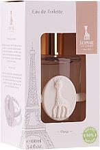 Parfémy, Parfumerie, kosmetika Parfums Sophie La Girafe Eau de Toilette - (edt/100ml+acc)