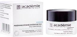 Parfémy, Parfumerie, kosmetika Lipozomální osvěžující oční gel proti otokům - Academie Liposomes Eye Contour Gel