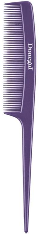 Hřeben na vlasy 9810, 20,3 cm, fialový - Donegal