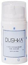 Parfémy, Parfumerie, kosmetika Krém na obličej s kyselinou hyaluronovou - Dushka