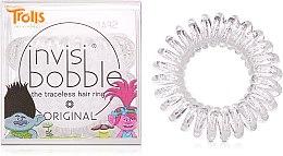 Parfémy, Parfumerie, kosmetika Gumička do vlasů - Invisibobble Royal pearl