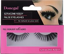 Parfémy, Parfumerie, kosmetika Umělé řasy, 4459 - Donegal Full Highlight Eye Lashes