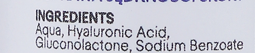 Sérum s kyselinou hyaluronovou 7% - Natur Planet Hialu-Pure Forte 7% Hyaluronic Acid — foto N3