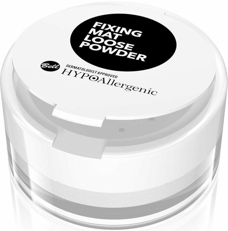 Sypký pudr na obličej - Bell Fixing Mat Loose Powder