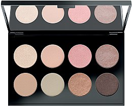 Parfémy, Parfumerie, kosmetika Paleta očních stínů - Make Up Factory International Eyes Palette