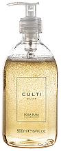 Parfémy, Parfumerie, kosmetika Culti Rosa Pura - Parfémované mýdlo na ruce a tělo