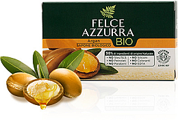 Parfémy, Parfumerie, kosmetika Mýdlo Argan - Felce Azzurra Bio Soap