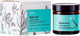 Parfémy, Parfumerie, kosmetika Regenerující maska na obličej - Alkemie Rapid Relief Rescue Mask
