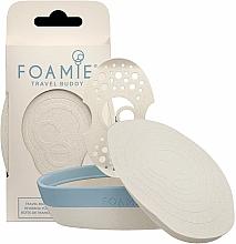 Parfémy, Parfumerie, kosmetika Ekologický cestovní obal na tuhý šampon a kondicionér - Foamie Travel Buddy with Removable Shelf