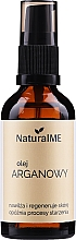 Parfémy, Parfumerie, kosmetika Argánový olej - NaturalME (s dávkovačem)