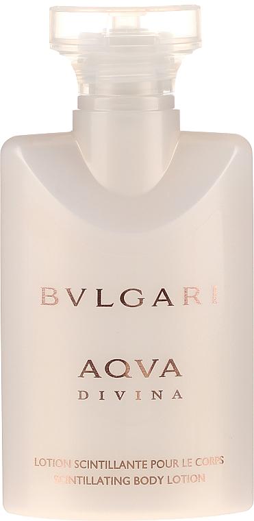 Bvlgari Aqva Divina - Sada (edt/40ml + b/lot/40ml + s/g/40ml) — foto N3
