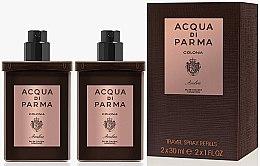 Parfémy, Parfumerie, kosmetika Acqua di Parma Colonia Ambra Travel Spray Refills - Kolínská voda