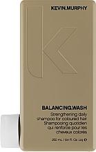 Parfémy, Parfumerie, kosmetika Zesilující každodenní šampon pro barvené vlasy - Kevin.Murphy Balancing.Wash