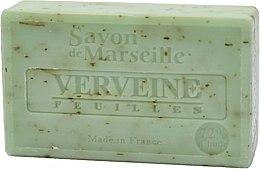 """Parfémy, Parfumerie, kosmetika Přírodní mýdlo """"Verbena listy"""" - Le Chatelard 1802 Soap Verbena Leaves"""