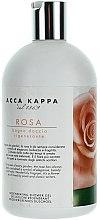 Parfémy, Parfumerie, kosmetika Sprchový gel do koupele - Acca Kappa Rose Bath Shower