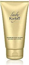 Parfémy, Parfumerie, kosmetika Korloff Paris Lady Korloff - Tělové mléko