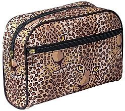 Parfémy, Parfumerie, kosmetika Ženská kosmetická taštička Leopard, 98505 - Top Choice